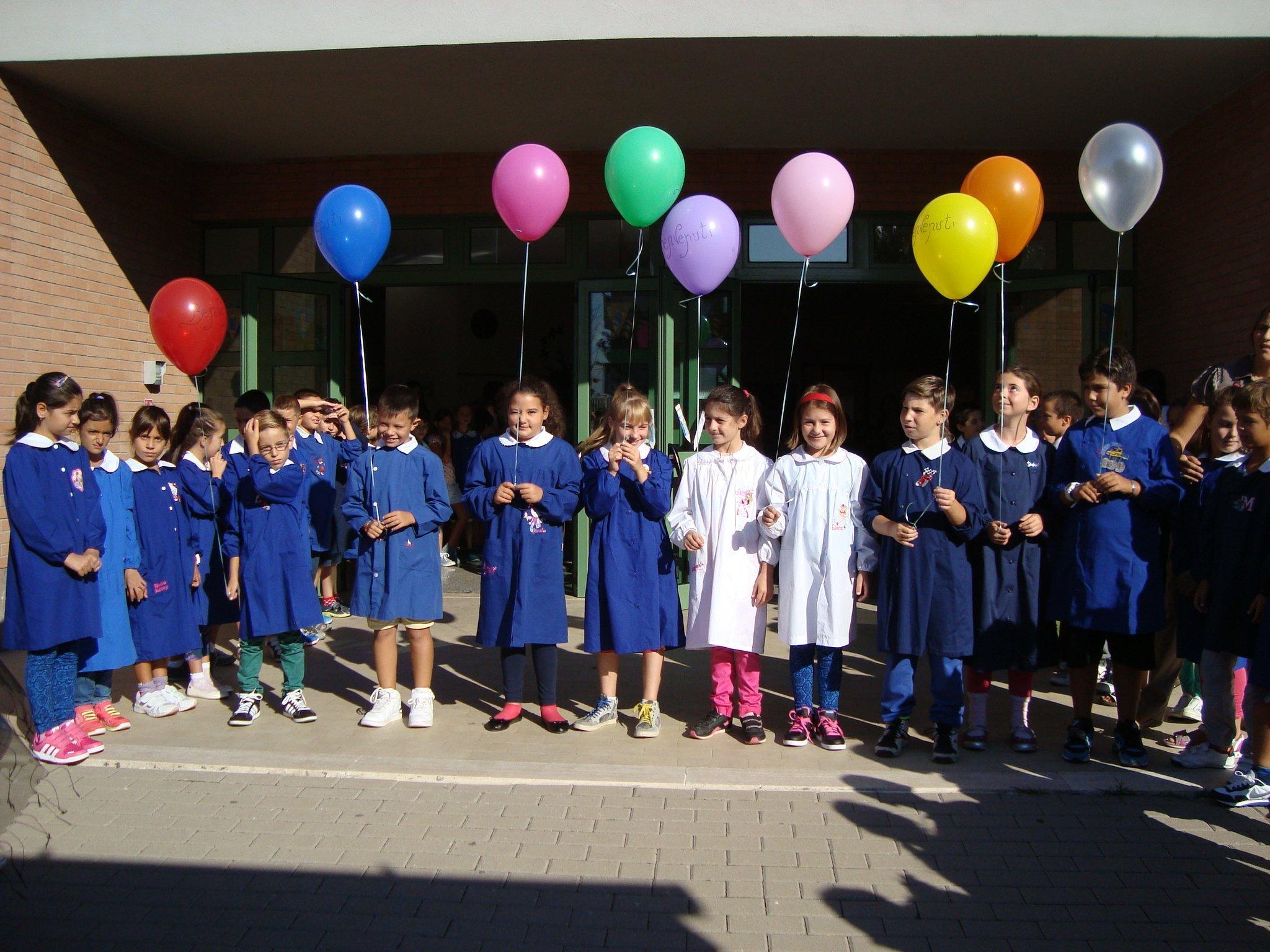 Accoglienza Prime Scuola Primaria M.Simoncelli - Foto 1