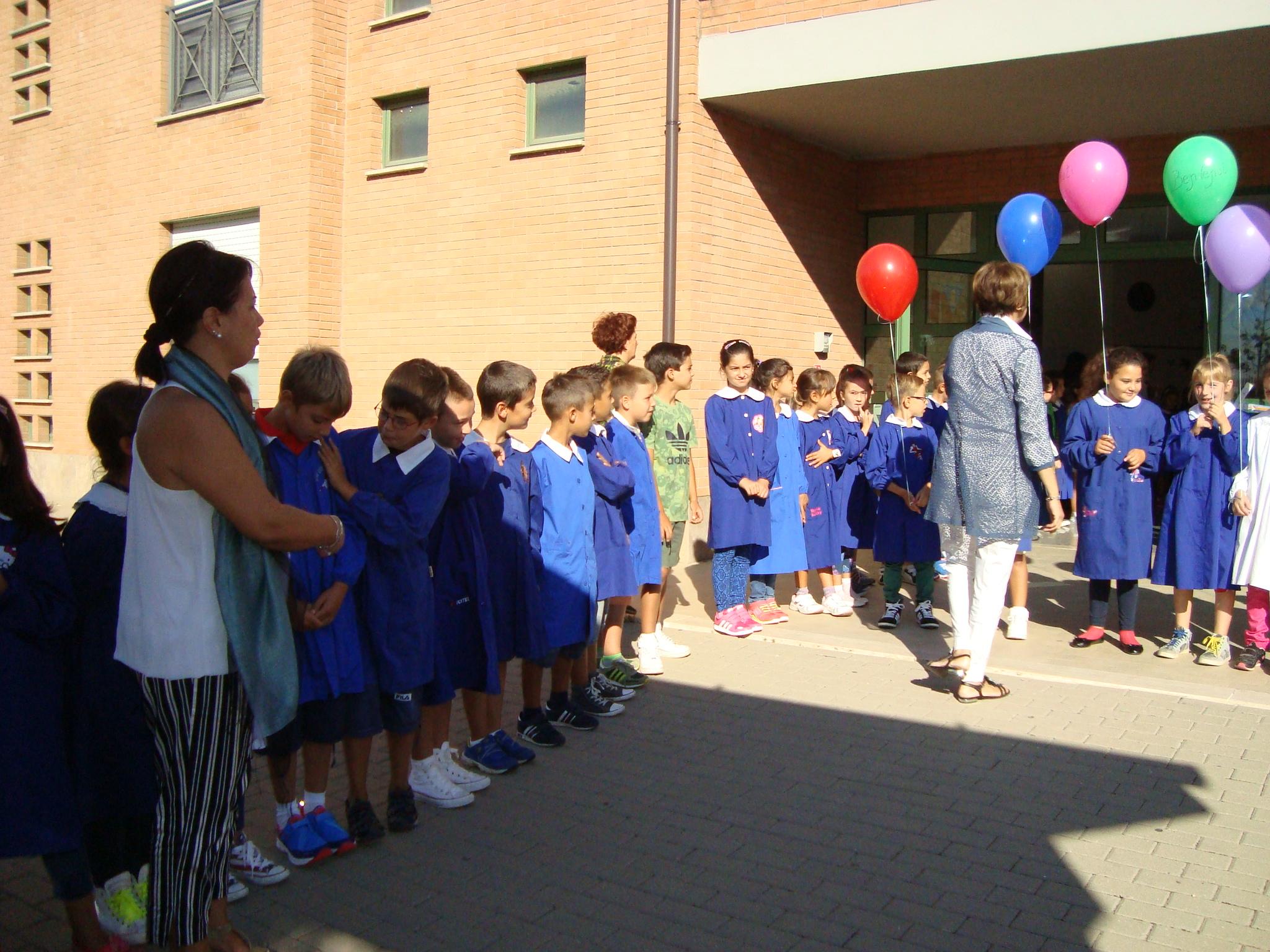 Accoglienza Prime Scuola Primaria M.Simoncelli - Foto 2