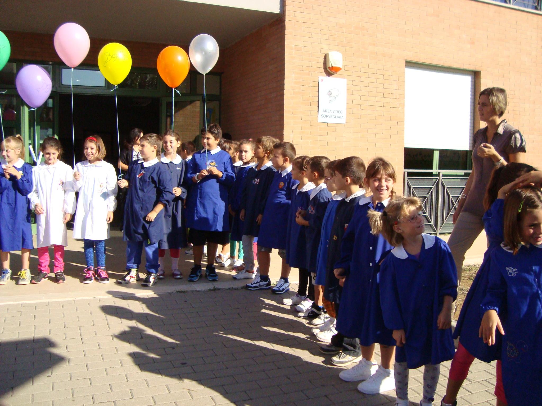 Accoglienza Prime Scuola Primaria M.Simoncelli - Foto 3