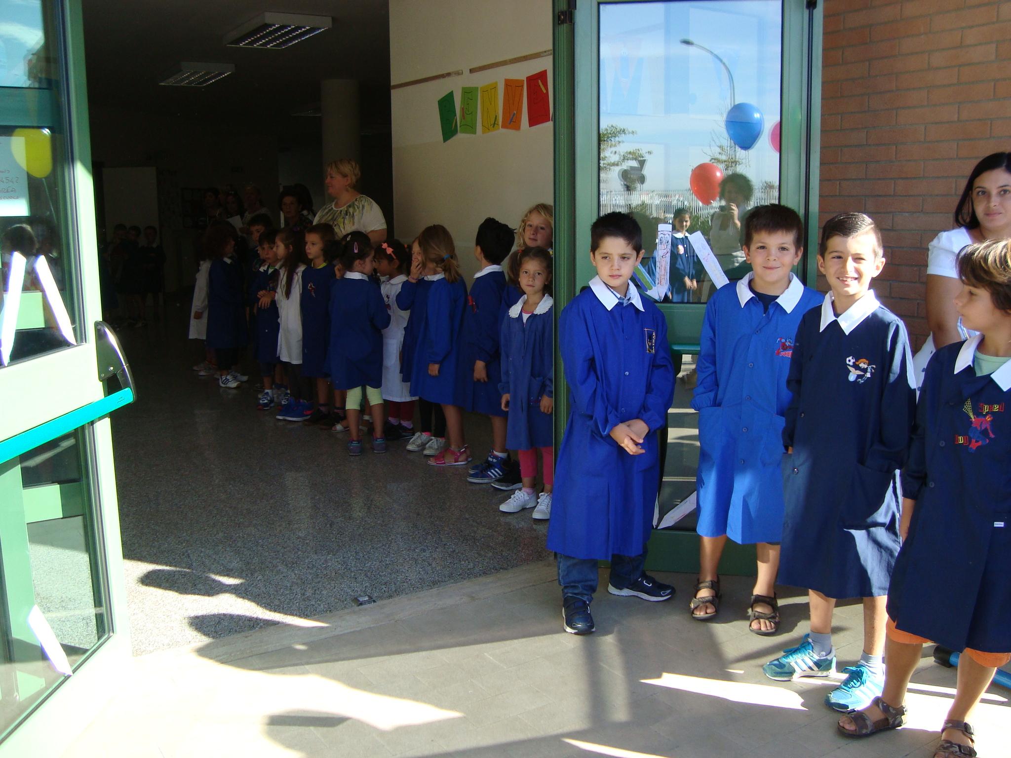 Accoglienza Prime Scuola Primaria M.Simoncelli - Foto 4