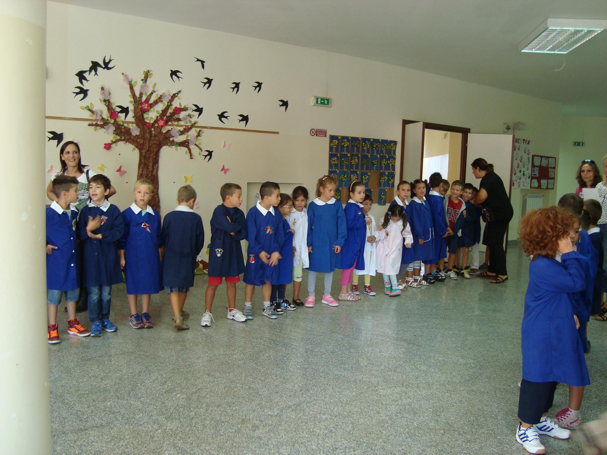 Accoglienza Prime Scuola Primaria M.Simoncelli - Foto 5