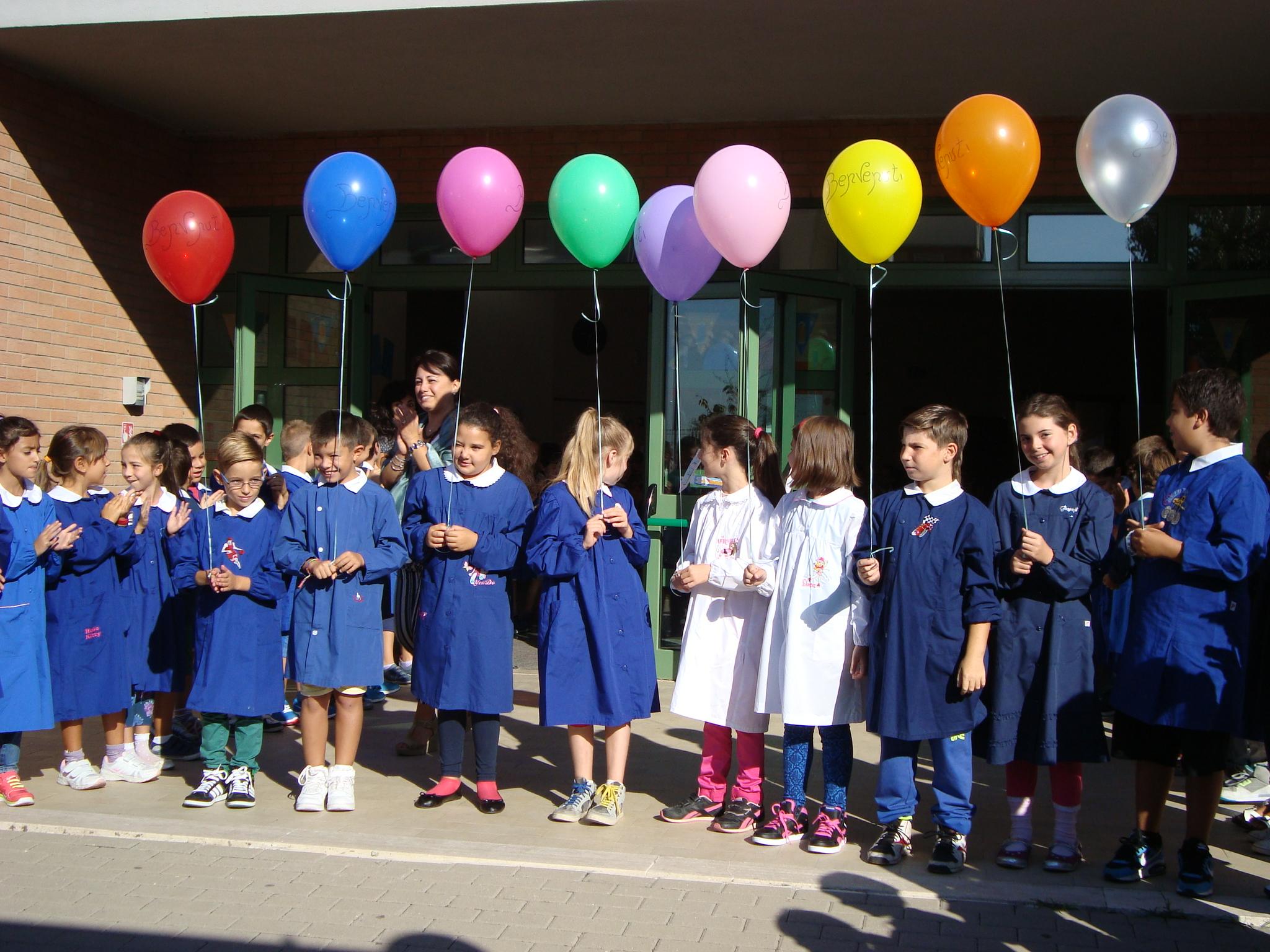 Accoglienza Prime Scuola Primaria M.Simoncelli - Foto 6