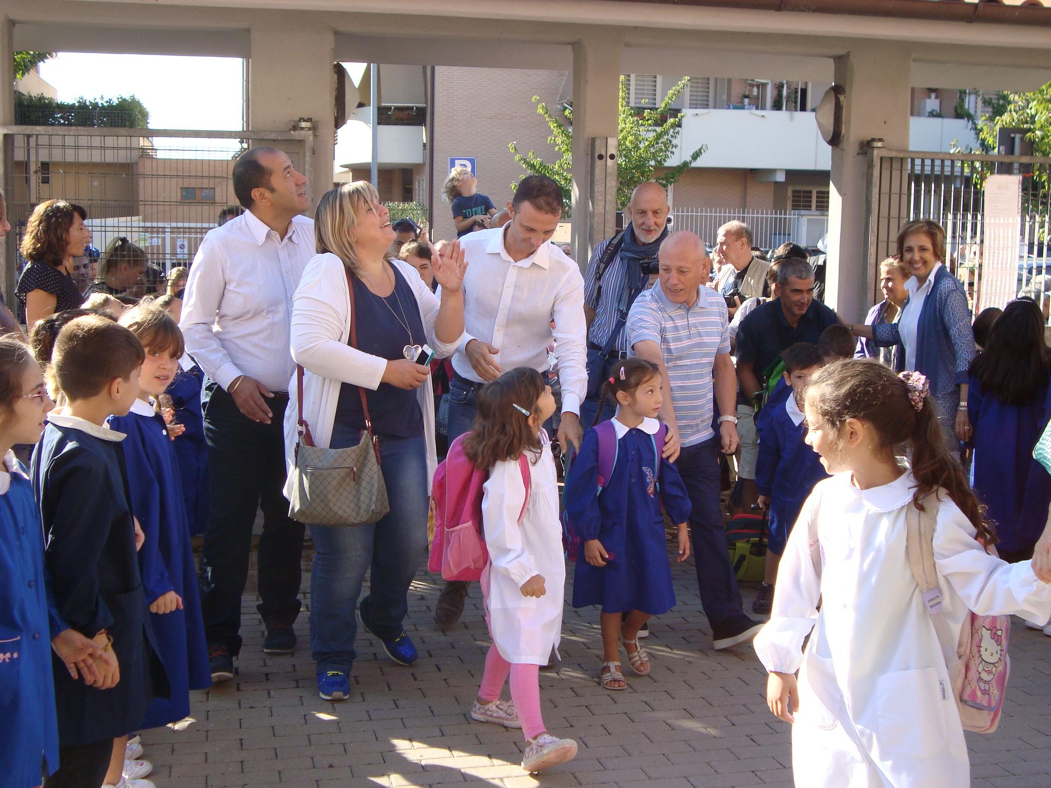 Accoglienza Prime Scuola Primaria M.Simoncelli - Foto 9