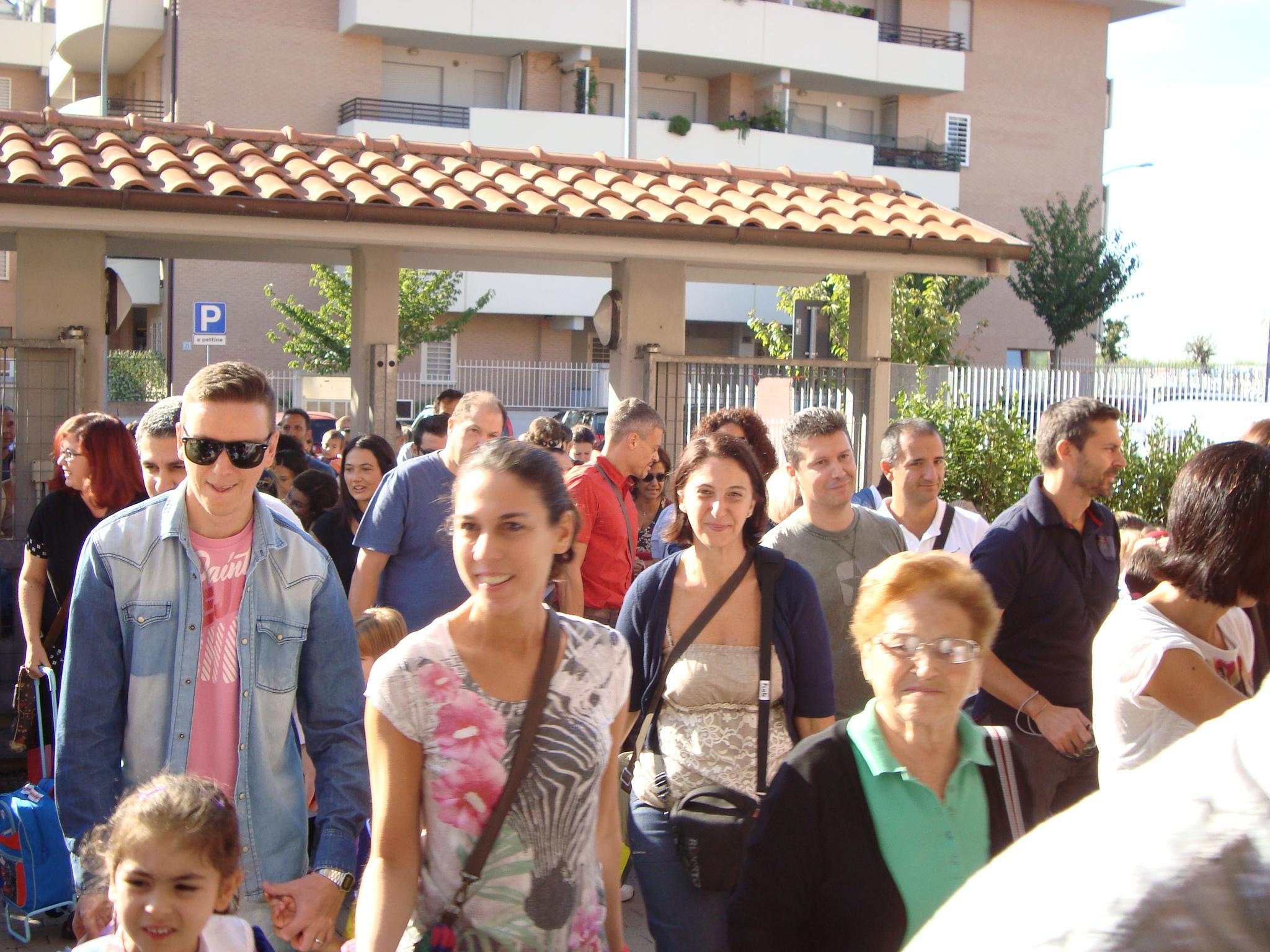 Accoglienza Prime Scuola Primaria M.Simoncelli - Foto 12