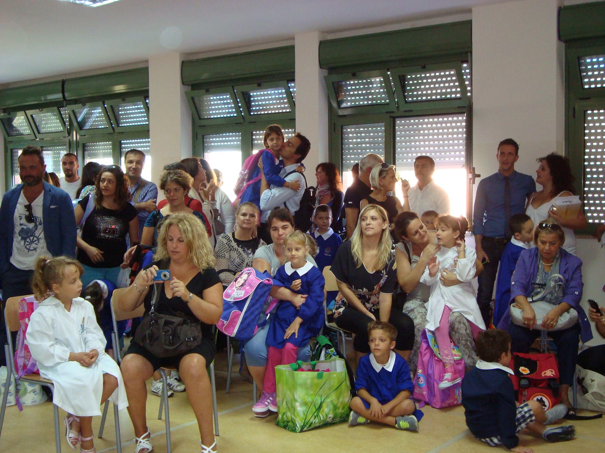 Accoglienza Prime Scuola Primaria M.Simoncelli - Foto 13