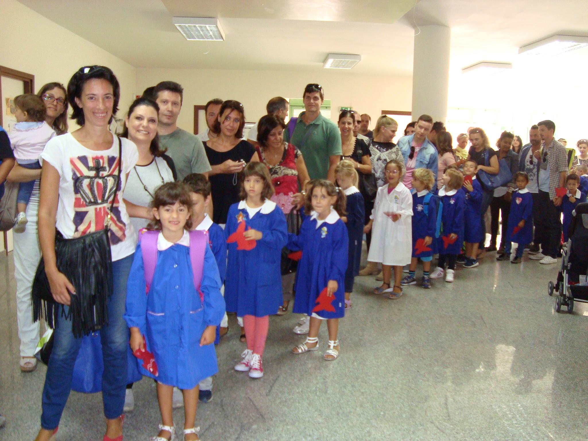 Accoglienza Prime Scuola Primaria M.Simoncelli - Foto 16