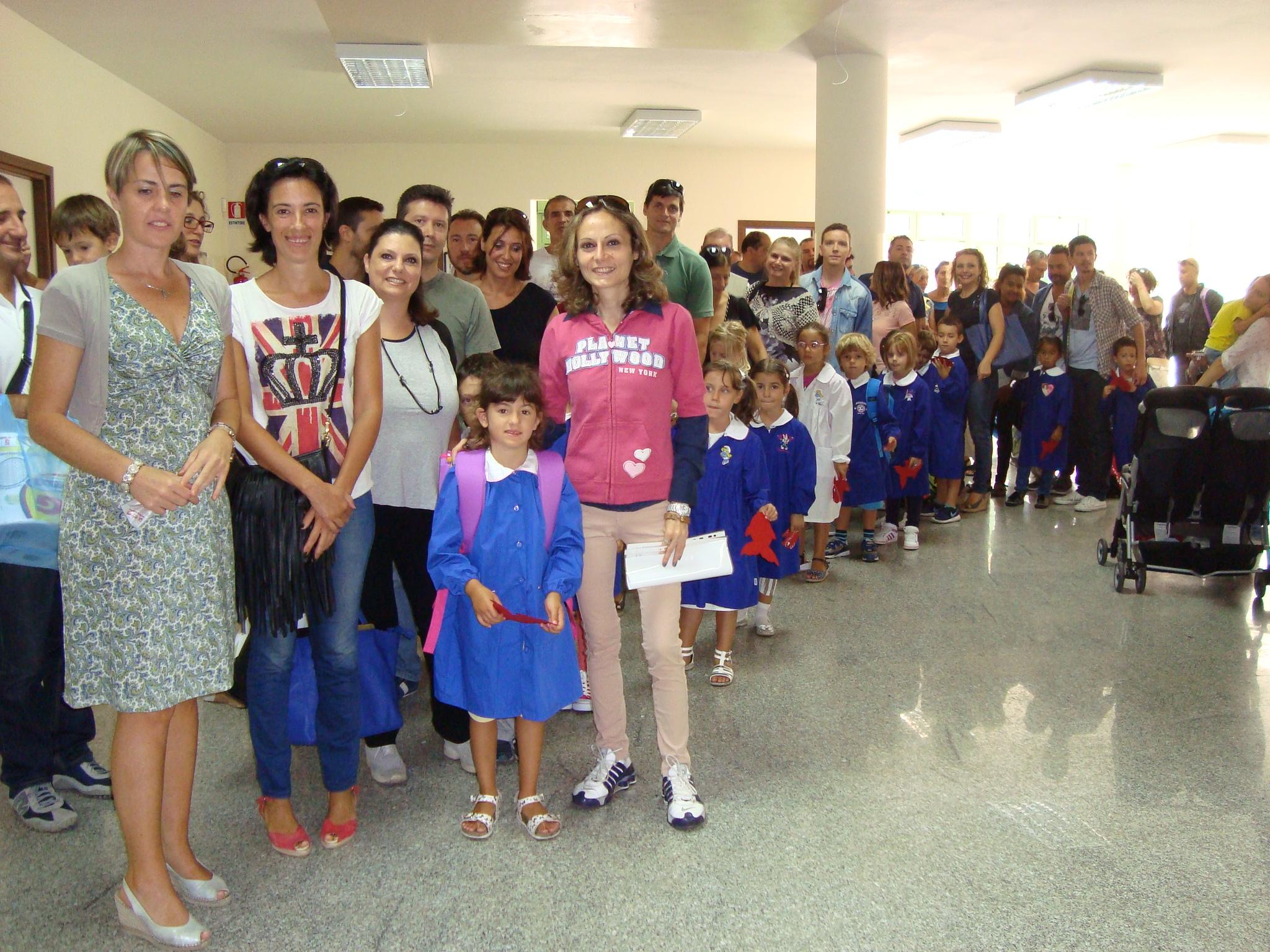Accoglienza Prime Scuola Primaria M.Simoncelli - Foto 17