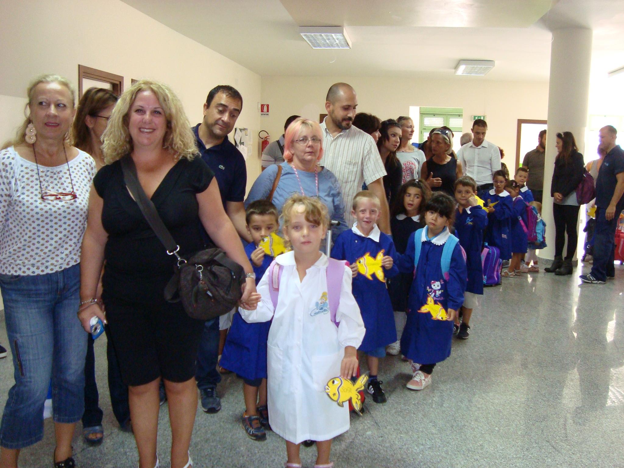 Accoglienza Prime Scuola Primaria M.Simoncelli - Foto 18