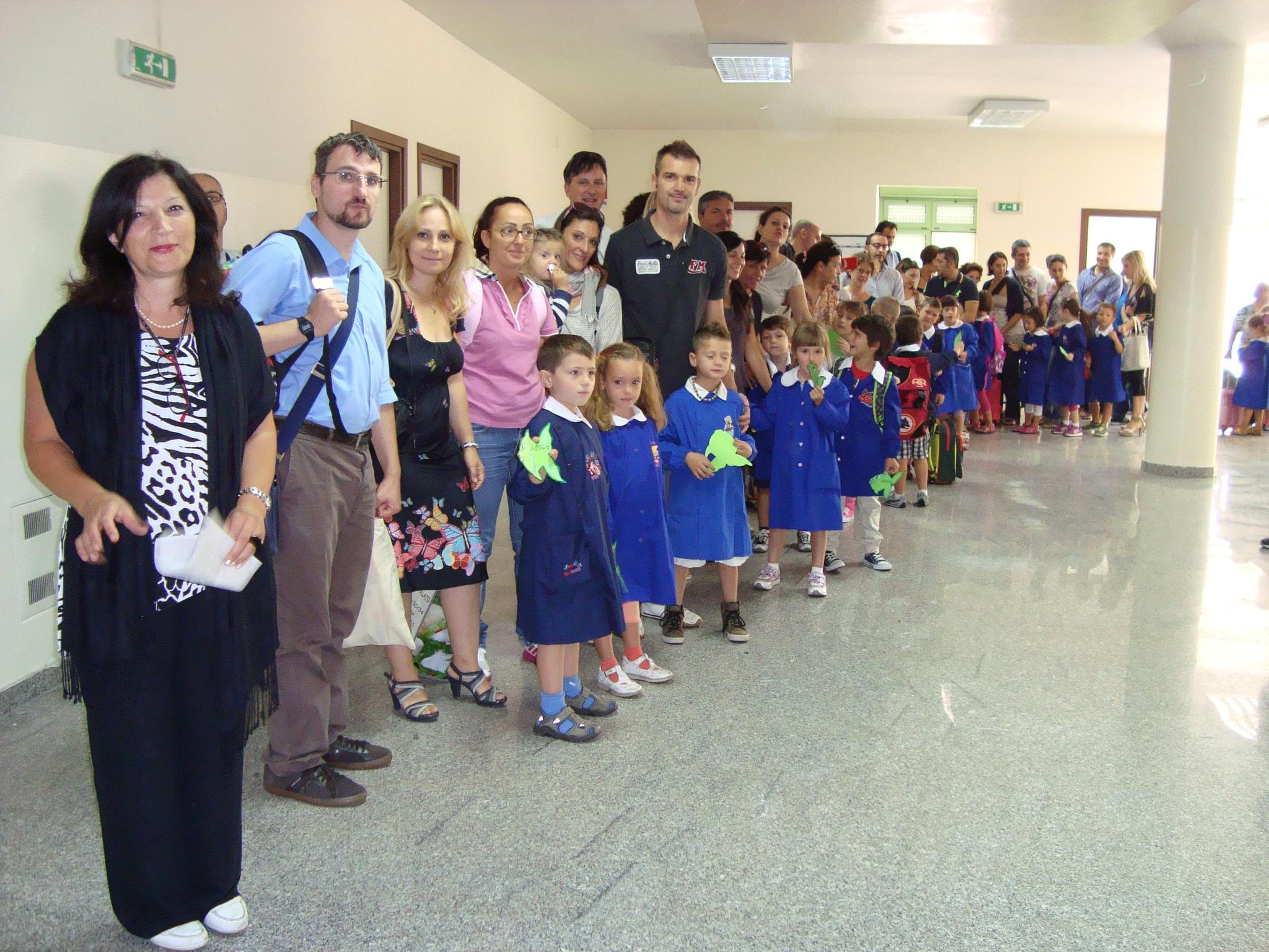 Accoglienza Prime Scuola Primaria M.Simoncelli - Foto 19